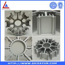 Évier chauffant en aluminium anodisé et extrudé personnalisable