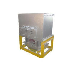 300KG 75KW Holding Furnace , Induction Melting Furnace 0.3