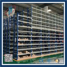 Estante ajustável Mezzanine Pigeon Hole Storage Metal Rack
