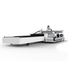 Machine de laser de métal de tuyau de coupe de laser de fibre