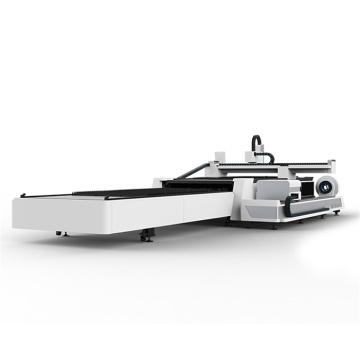 Máquina do laser do metal da tubulação do corte do laser da fibra