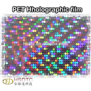 Filme de PET de alta qualidade filme de filme de alta qualidade