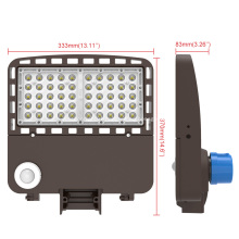 LED Parking Lot Shoe Box Area Light