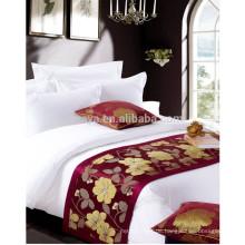 Hochwertige Satin Baumwolle Bettwäsche Set für 5 Sterne Luxus Hotel