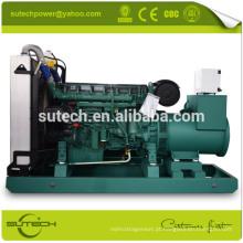 Conjunto de gerador elétrico de 550Kw / 680Kva alimentado pelo motor VOLVO TAD1643GE
