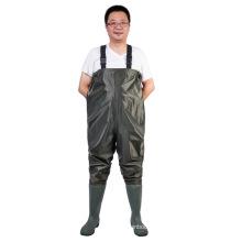 Wader de poitrine de nylon de mode de PVC (7798P)