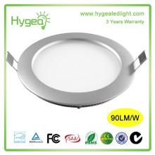 6/12 Watt LED-Panel Licht AC85-277V LED-Licht Panel für Küche