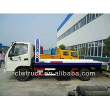4X2 Foton Schleppwrack, 4 Tonnen Wrecker LKW