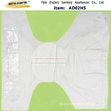 Adult Diapers with Yellow Wetness Indicator Lines (AD05)