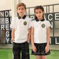 Fábrica personalizada Cada País High School Uniforme Escolar