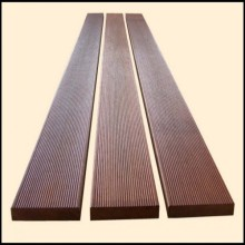 Grooved Surface Anti-Slip Merbau Outdoor Decking Board