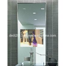 Señalización digital Pantalla de anuncio LCD de 42 pulgadas Espejo de TV espejo mágico LCD