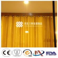 Inner Decorative Aluminum Curtain/Decorative Metal Mesh Curtain/ Decorative Aluminum Mesh Curtain