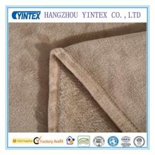 Tissu en polyester à couverture souple pour textiles