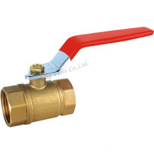 Handspike Ball Valve Made of Brass (YD-1007)