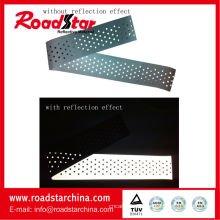 Decoración diseño piercing reflectante poliéster para ropa