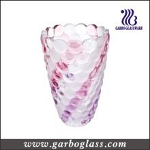 Bead Glass Flower Vase (GB1503YD/PDS)