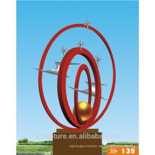 2016 Neue Kunst-Skulptur-Qualitäts-Garten-Landschaft-Skulptur