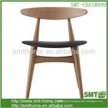 High Quality Modern Solid Wood beech wood chair/wood chair restaurant