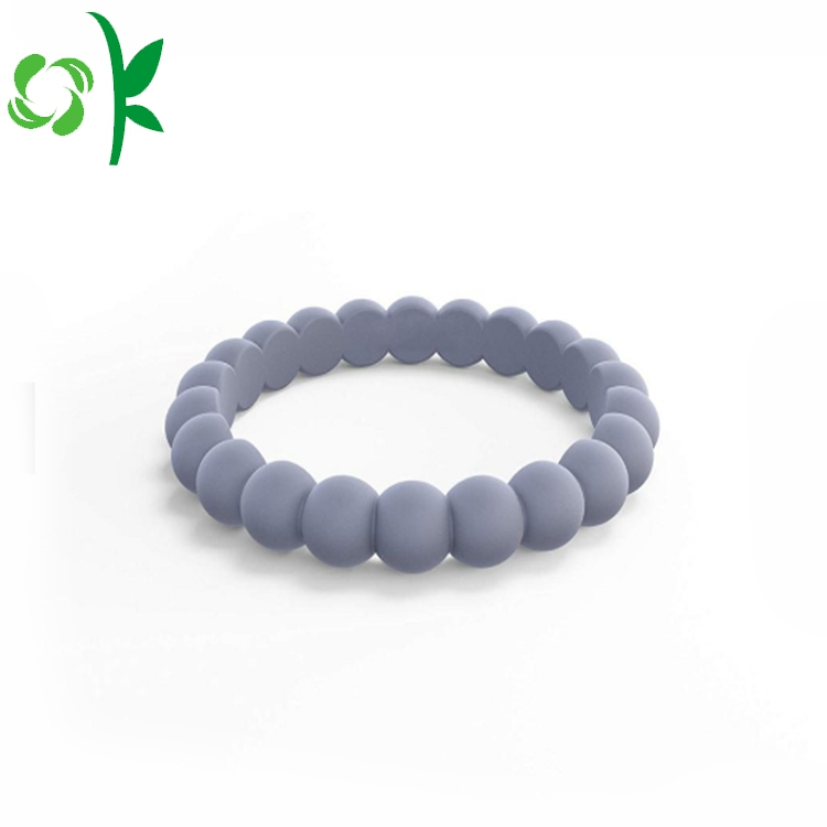 Bead Silicone Ring