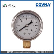 6 BAR pressure gauge