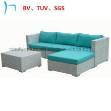 Meuble en rotin PE pour meuble canapé 2016 pour patio