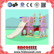 Estilo de supermercado Kids Slide Indoor Plastic for Sale