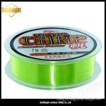 100 % grüne Nylon Monofile Angelschnur
