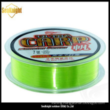 100% Green Nylon Monofilament Fishing Line