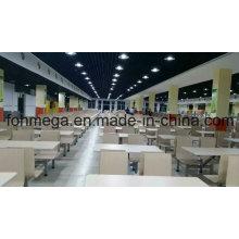 La fábrica de China hace los muebles del restaurante de la cantina (FOH-CMY97)