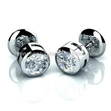 Großhandel Bolzen Ohrring für Jungen Charme Schmuck Hersteller