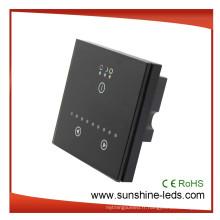 RGB / WiFi / DMX / RF / IR / Carte SD / Touch Panel LED Controller