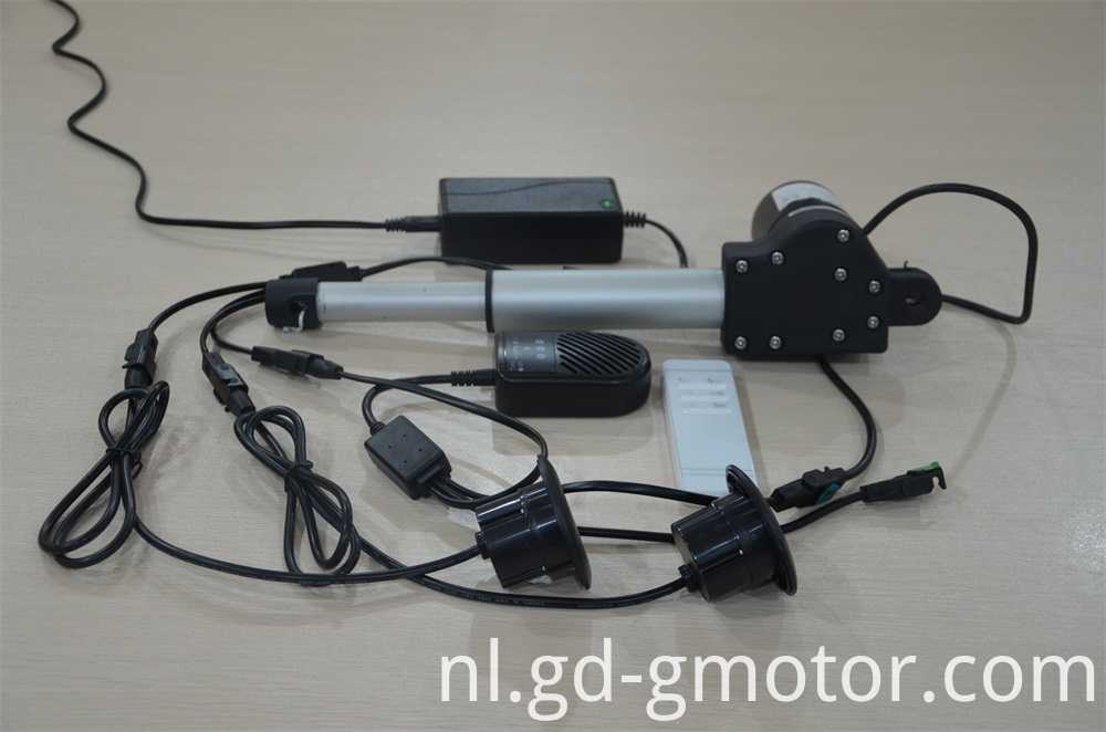 Adjustable Linear Actuator