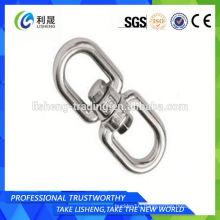 Stainless Steel Eye Chain Swivel