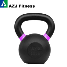 35 LB Powder Coated Kettlebells