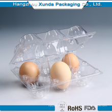 Hot Sale Cheap Price Cheerful Qualityt Clear Plastic PVC Egg Tray