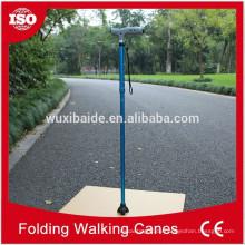 OEM Gehen Zuckerrohr / OEM CNC Wenden gehen Zuckerrohr / benutzerdefinierte Aluminium cnc Walking Cane