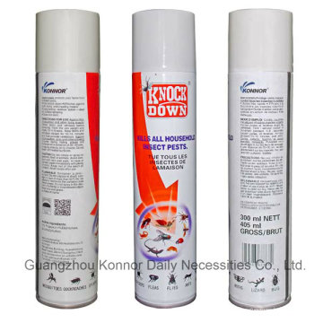 ISO CE Hot Sale Africa Market Killing Mosquito Fly Insecticide Spray