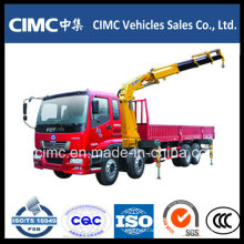Truck Mounted Crane with Folding Arm Crane (SQ8ZK3Q)