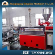 Machine d'extrusion de tuyaux en drainage plastique en PVC