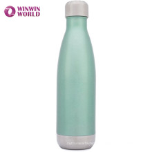 Wholesale High Quality Outdoor Leak Proof Staineless Steel Water Bottle 500ml