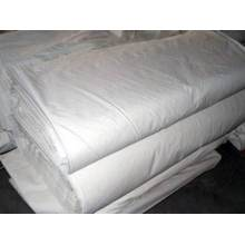 "TC 65/35 133x72 58/59"" lining white fabric"