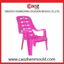 Plástico al aire libre / ocio molde de silla de playa