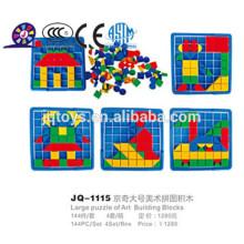 Brinquedos de plástico para crianças