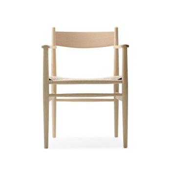 Cadeiras de jantar do restaurante Chair Wegner CH37