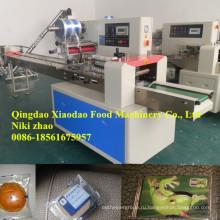 Автоматическая упаковочная машина для подушек / Закусочная упаковочная машина для пищевых продуктов