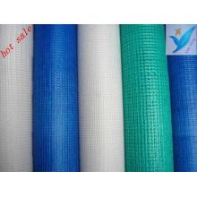 Malla de fibra de vidrio de pared de 5mm * 5mm 100G / M2