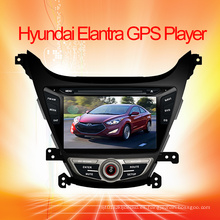 Radio de coche Sistemas de Android para Hyundai Elantra GPS Player