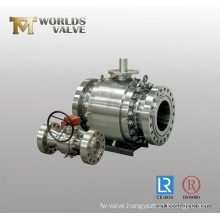 Flanged High Performance Ball Valve