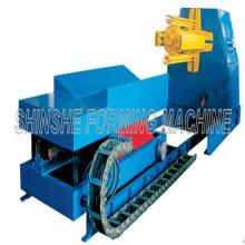 Máquina automática Uncoiler com carro 10ton